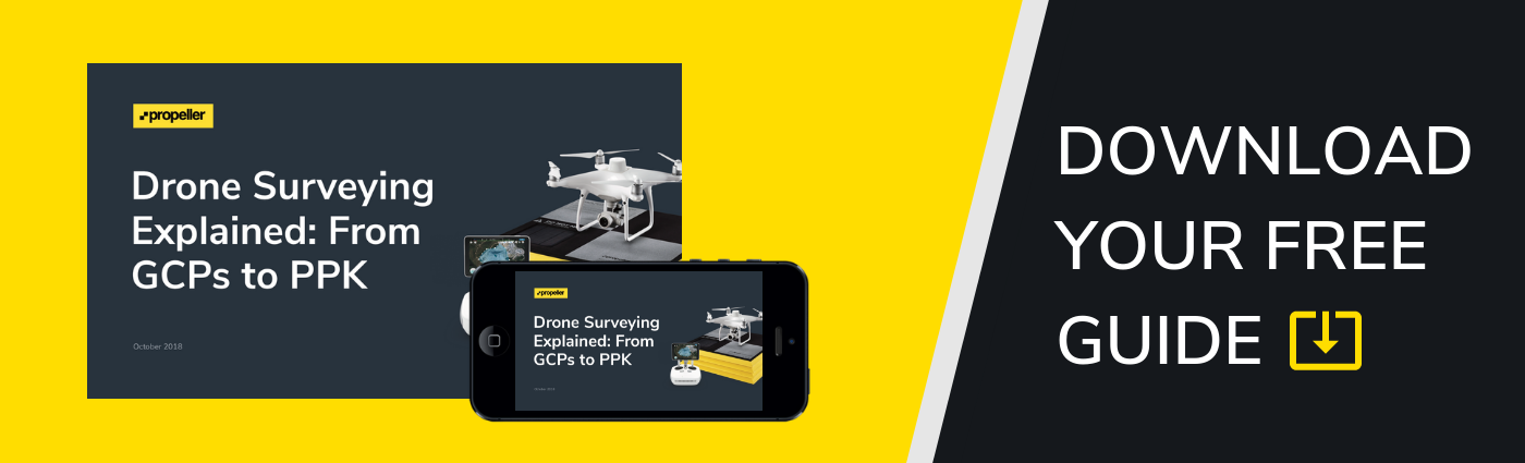 How it works: GCP vs PPK drone surveying