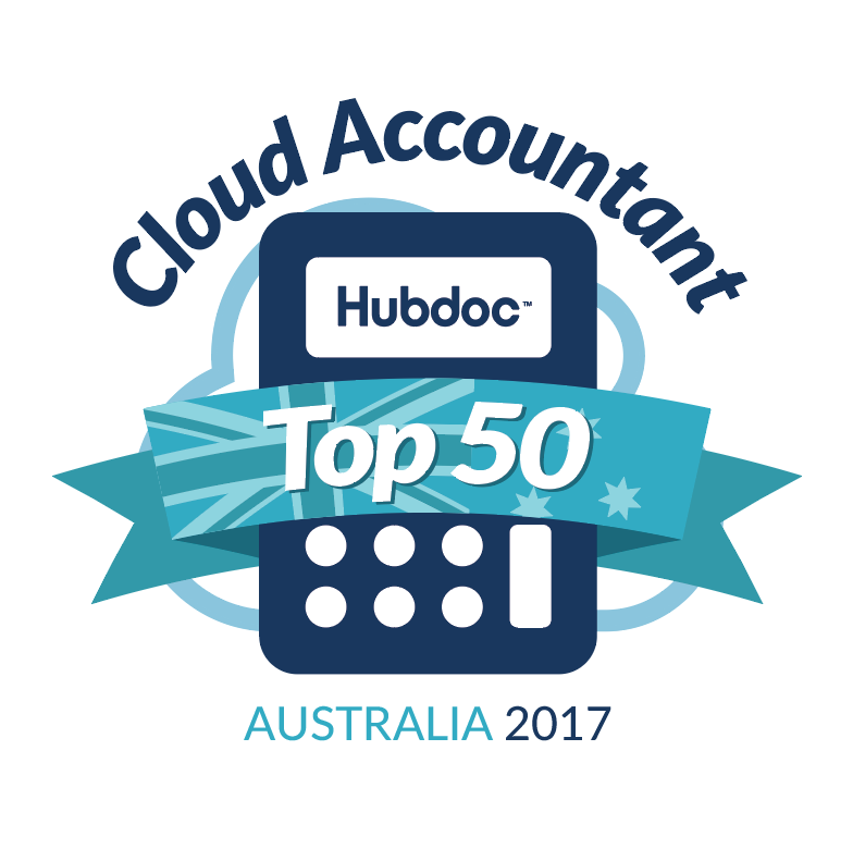 Hubdoc's Top 50 Cloud Accountants 2017 Australia