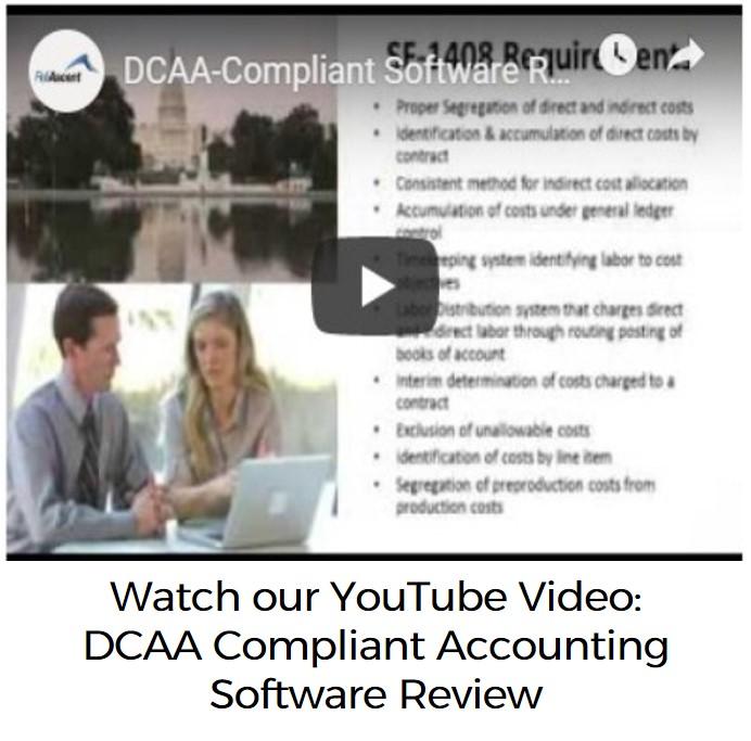 FAR Compliance - FAR & DCAA Training Videos