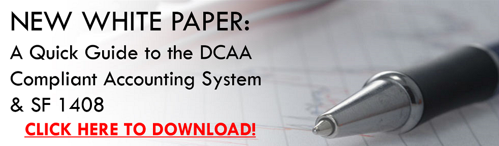 Dcaa Approved Accounting System And Software Reliascent Llc