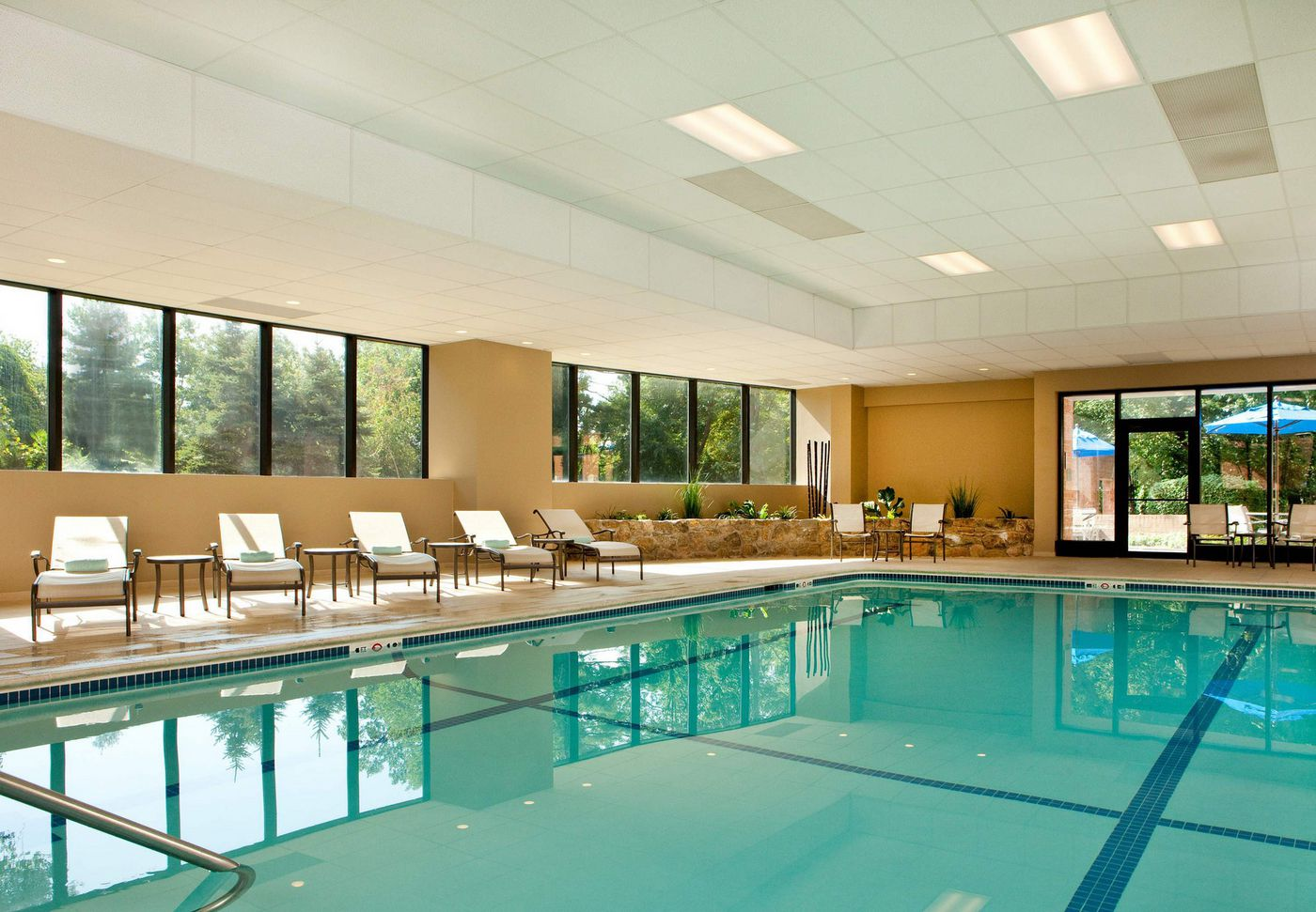 Indoor swimming pools 101 cost construction advantages for Pool design questions