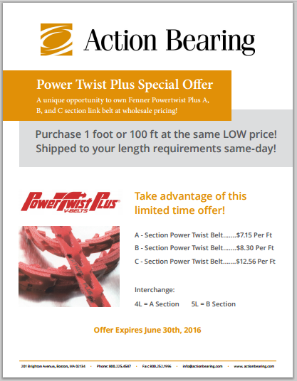 Power Twist Plus Special Offer