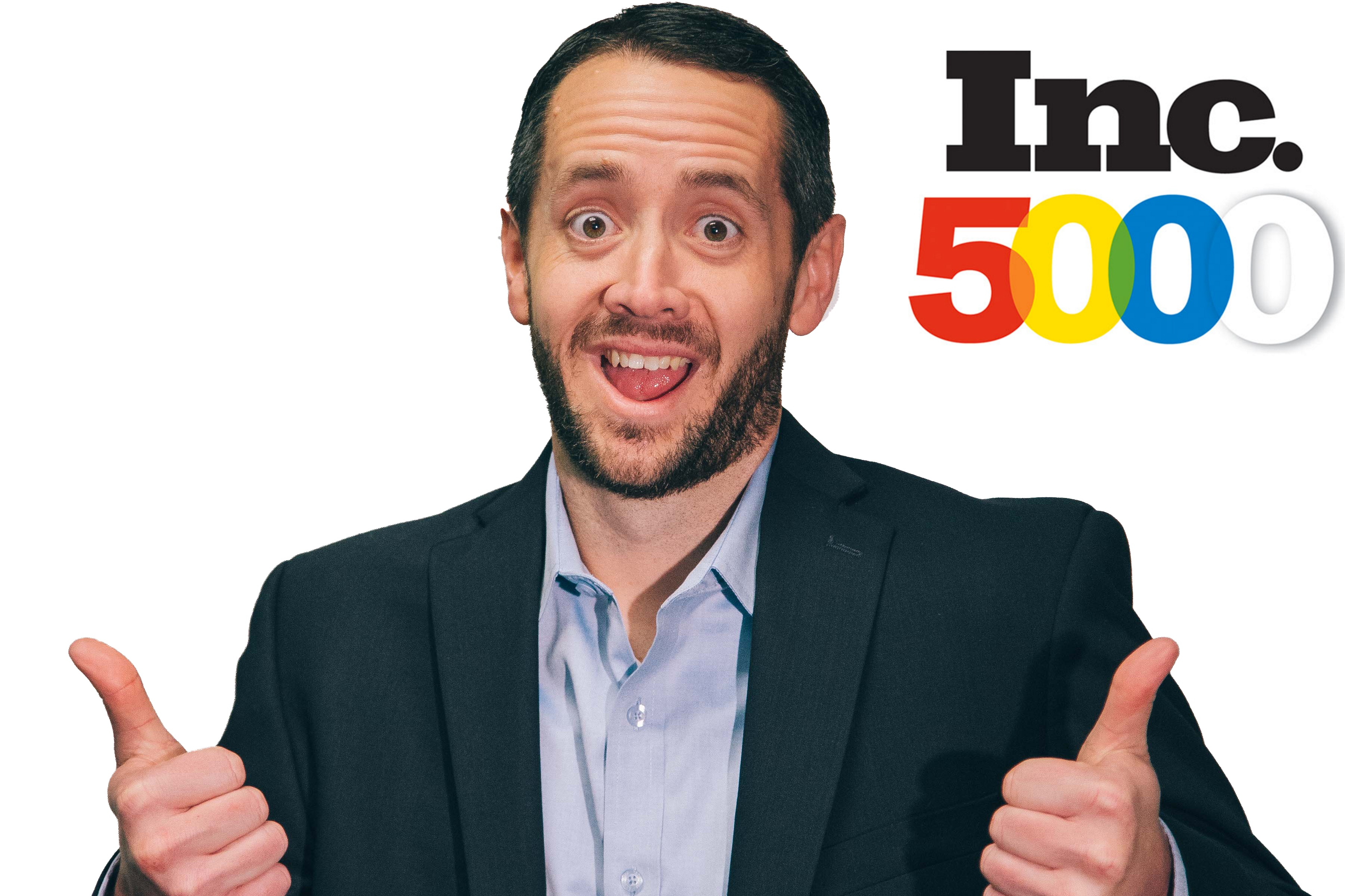 We Made It To Inc. 5000 List!