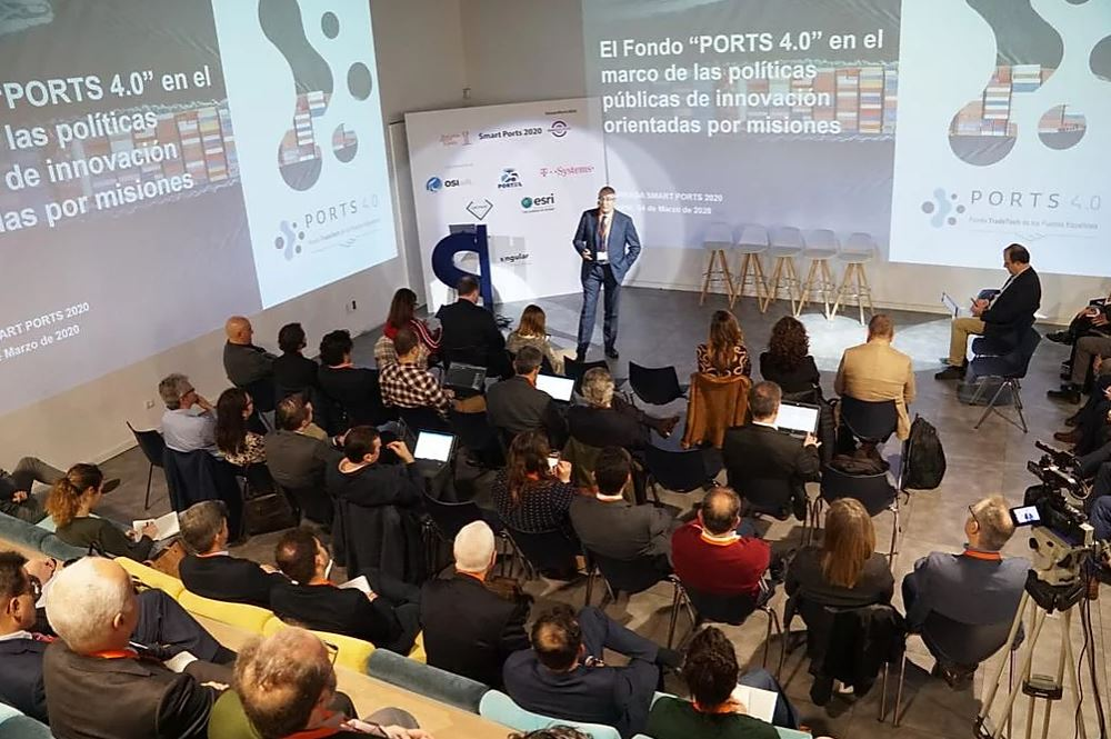 IV Jornada SmartPorts 2020