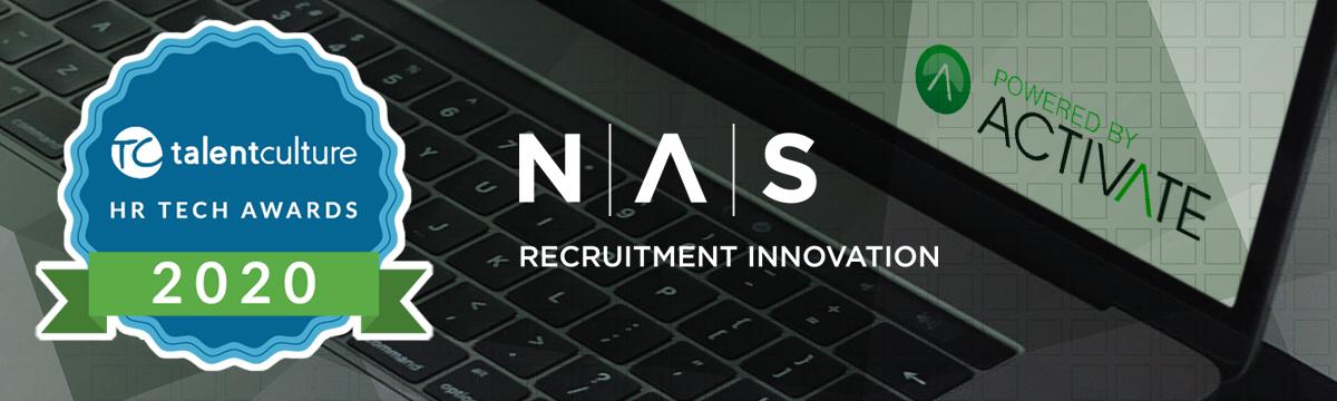 NAS wins TalentCulture award