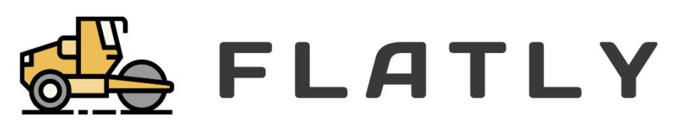 Flatly logo
