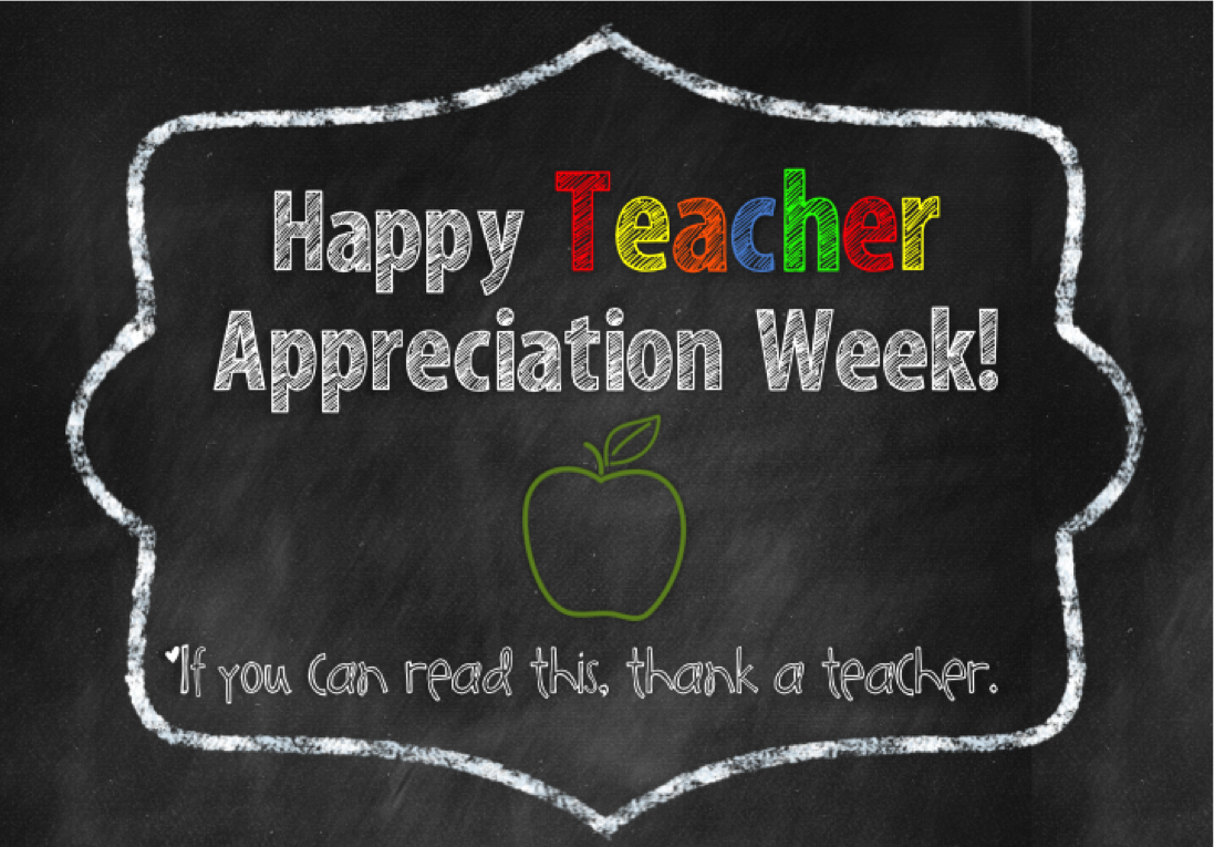 Action requested its teacher appreciation week 2014 action requested its teacher appreciation week 2014 sciox Images
