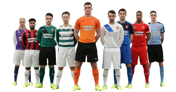 puma sponsored football teams