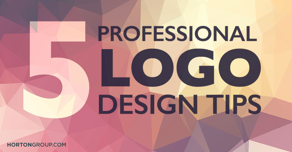 5 Professional Logo Design Tips