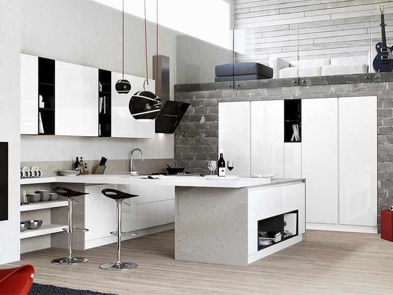 Arredare una cucina di 10 metri quadri: i consigli degli ...