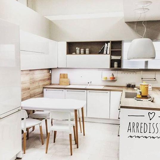 Storie: una cucina per ottimizzare gli spazi