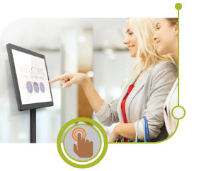 Interactive Display Systems from Vya