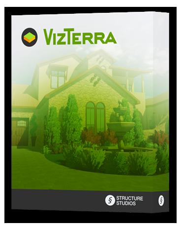 VizTerra   3D Landscape Design Software