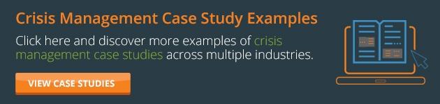 organizational crisis examples