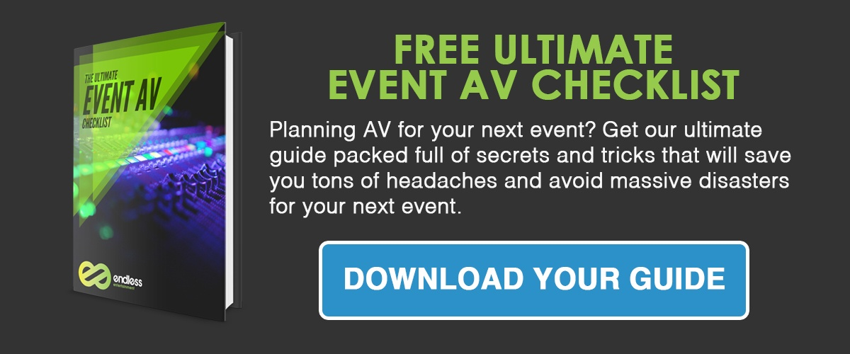 Everything You Need To Know About Event Av Agreements Endless Events
