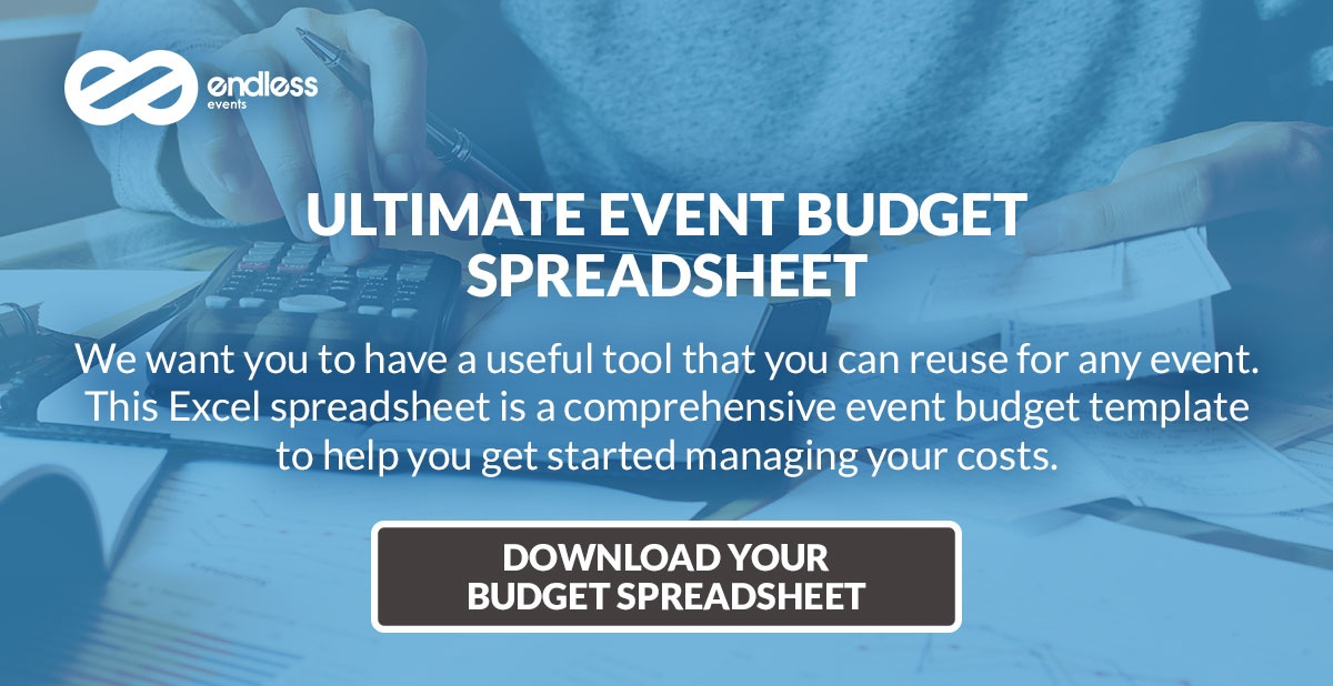 sample event budget cool how to create your event budget endless