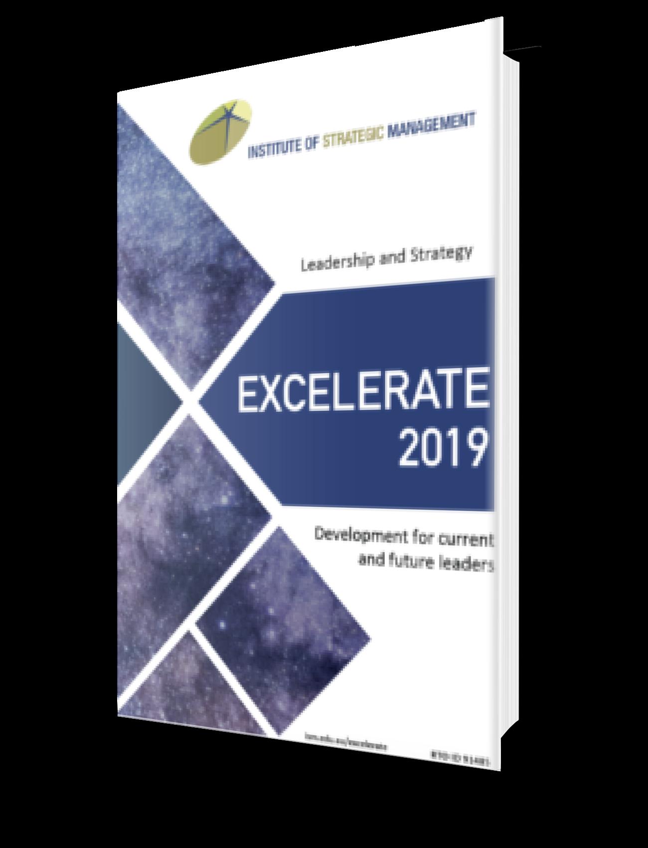 Excelerate 2019 intake 1