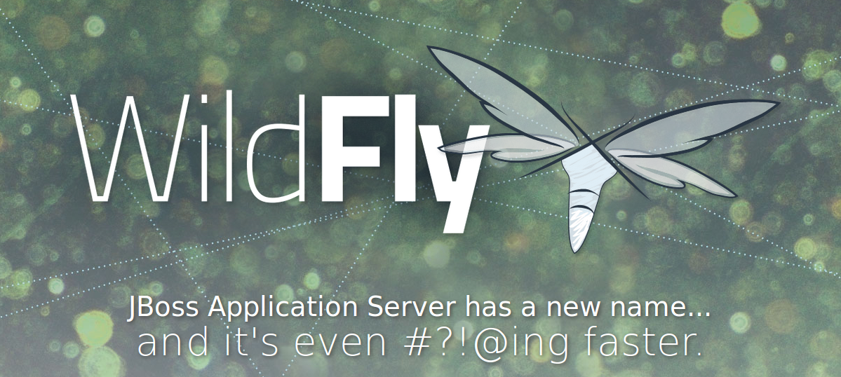 Wildfly application server on OpenShift