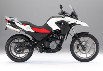 BMW 650 GS (Single Cylinder)