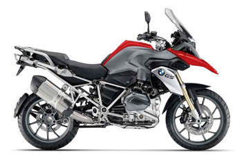 BMW R1200GS - Liquid Cooled 2013