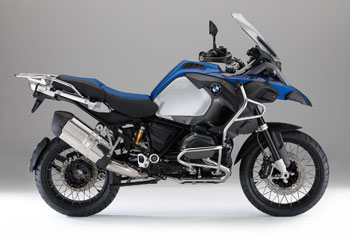 BMW R1200GS Adventure (2014+ Liquid Cooled)