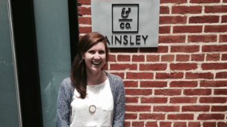 Meet Ainsley & Co.'s newest employee
