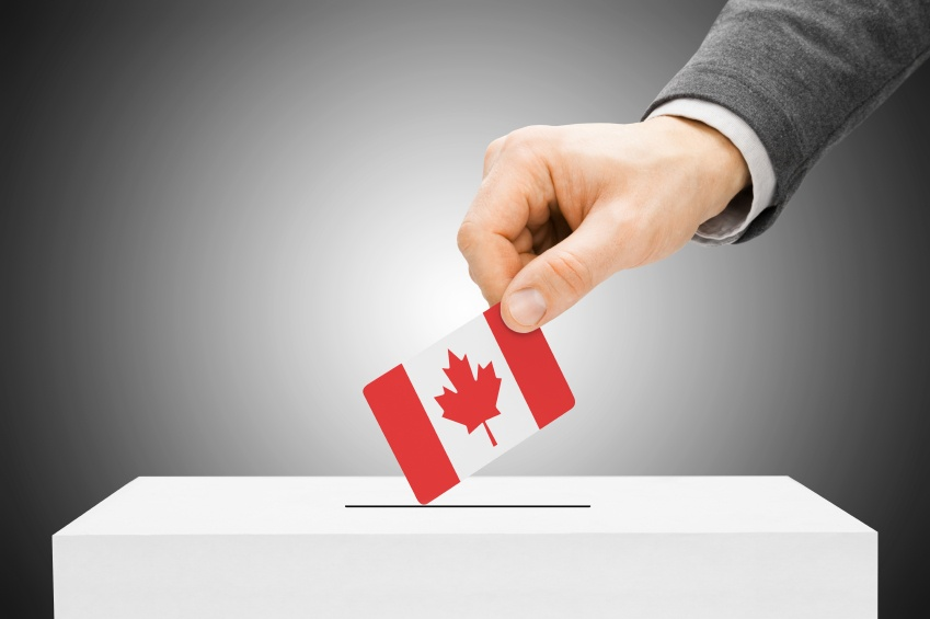 Exercise Your Right to Vote in the Federal Election