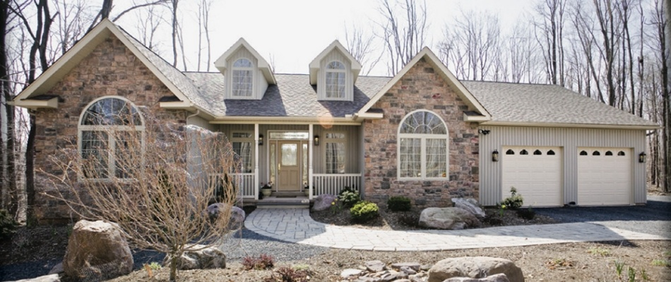 Poconos home builders pocono homes for Pocono home builders