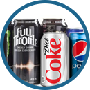 Soda, Diet, and Energy Drinks