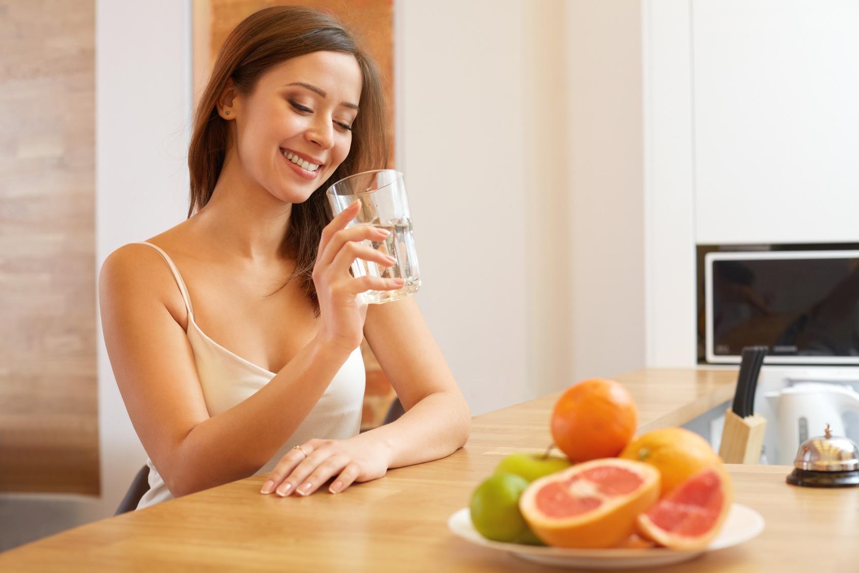 что пить чтоб похудеть