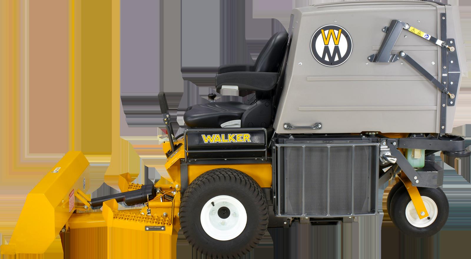 The Walker H18 Loader Bucket