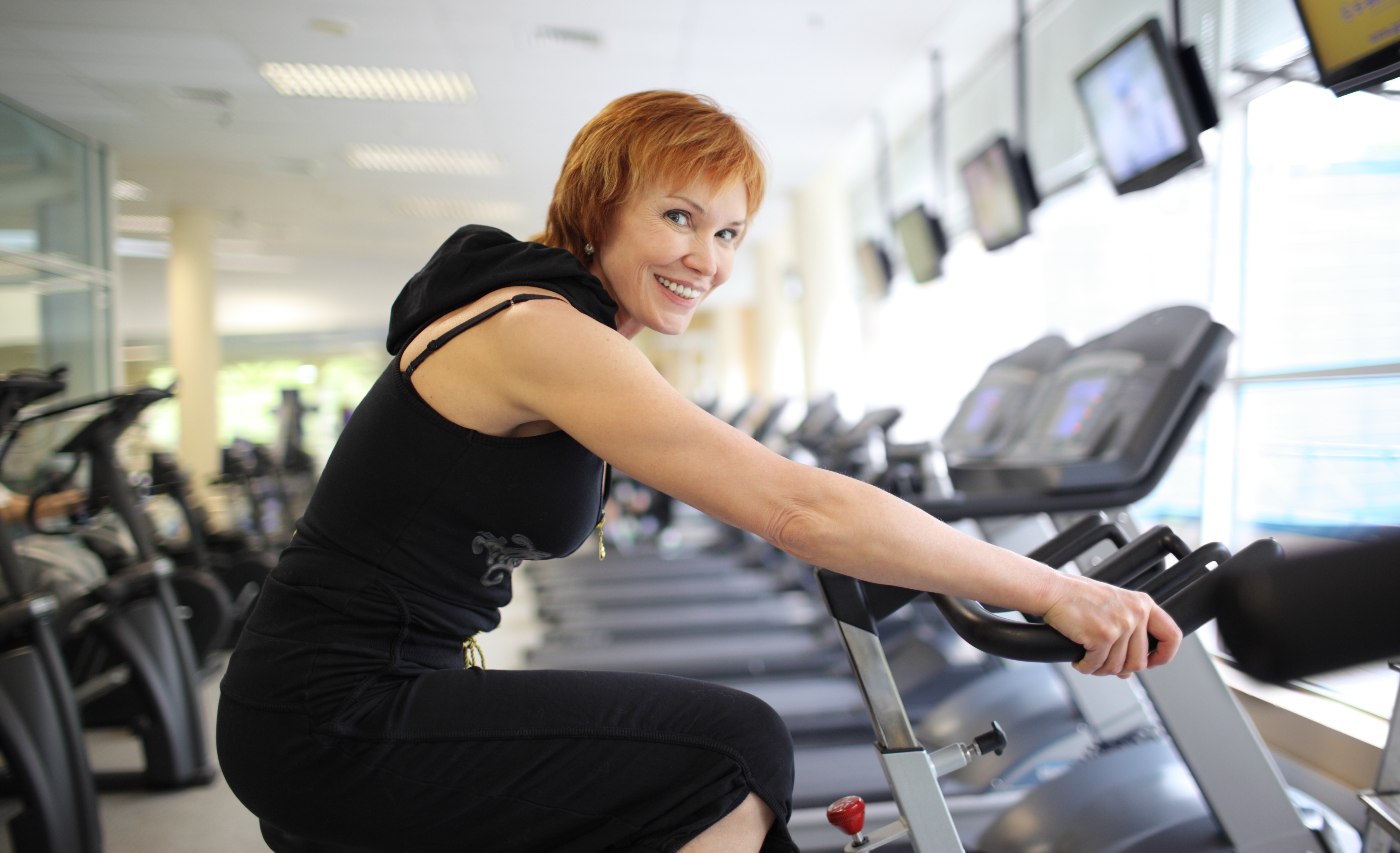 Benefits of Recumbent Bikes for Seniors