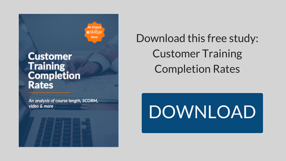 How SCORM Impacts Your Customer Training Completion Rates