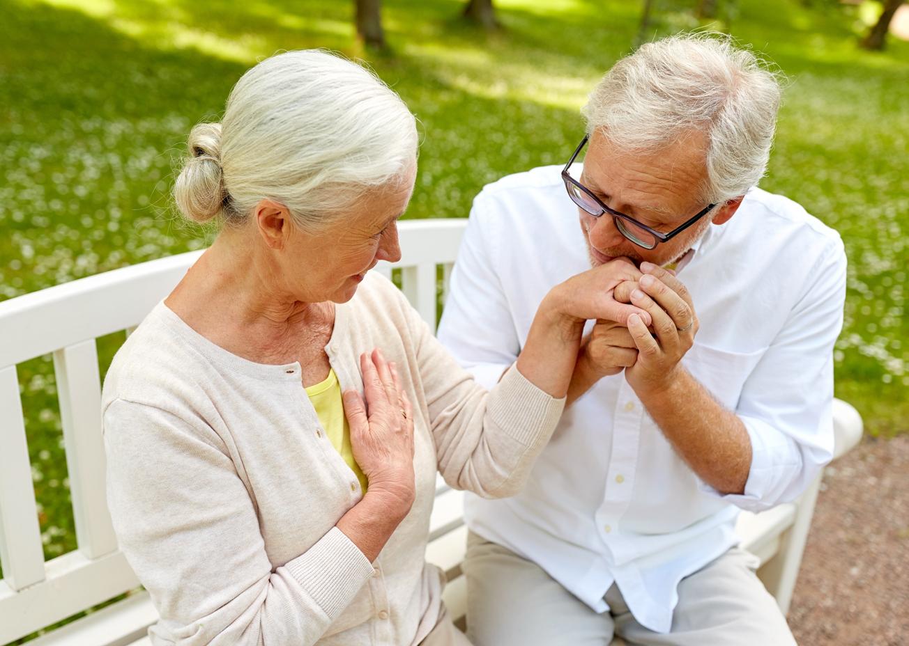 Bienestar emocional personas mayores