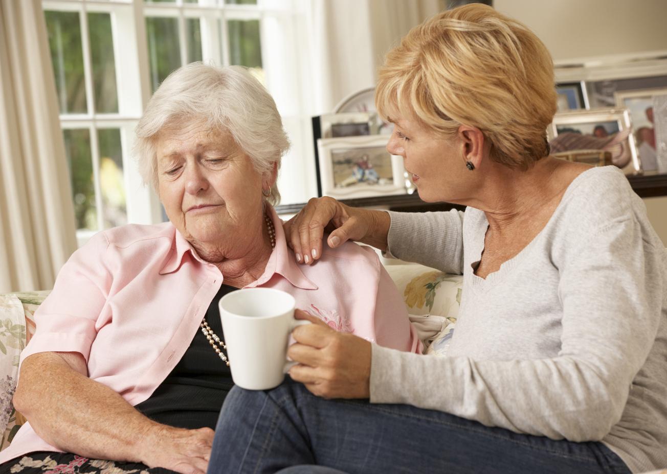 Cómo gestionar la agresividad en personas mayores con Alzheimer