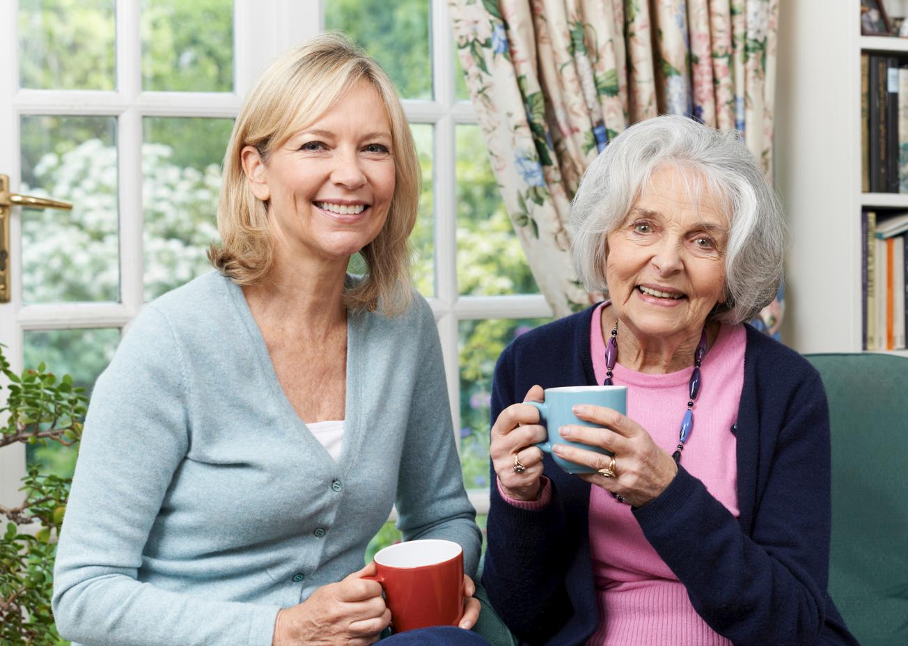 Cuidar familiar con Alzheimer