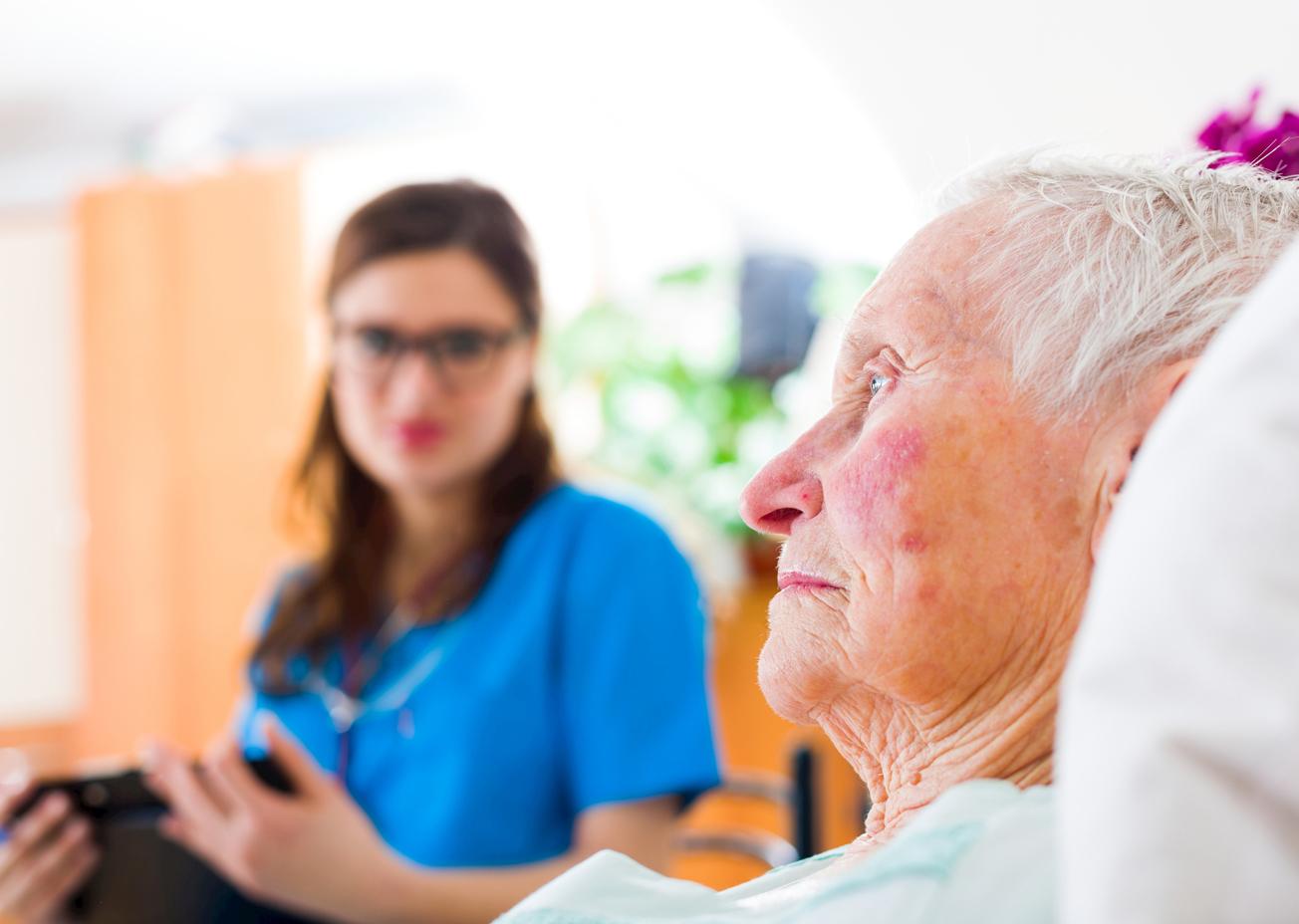 Los cuidados de la piel sometida a tratamiento oncológico