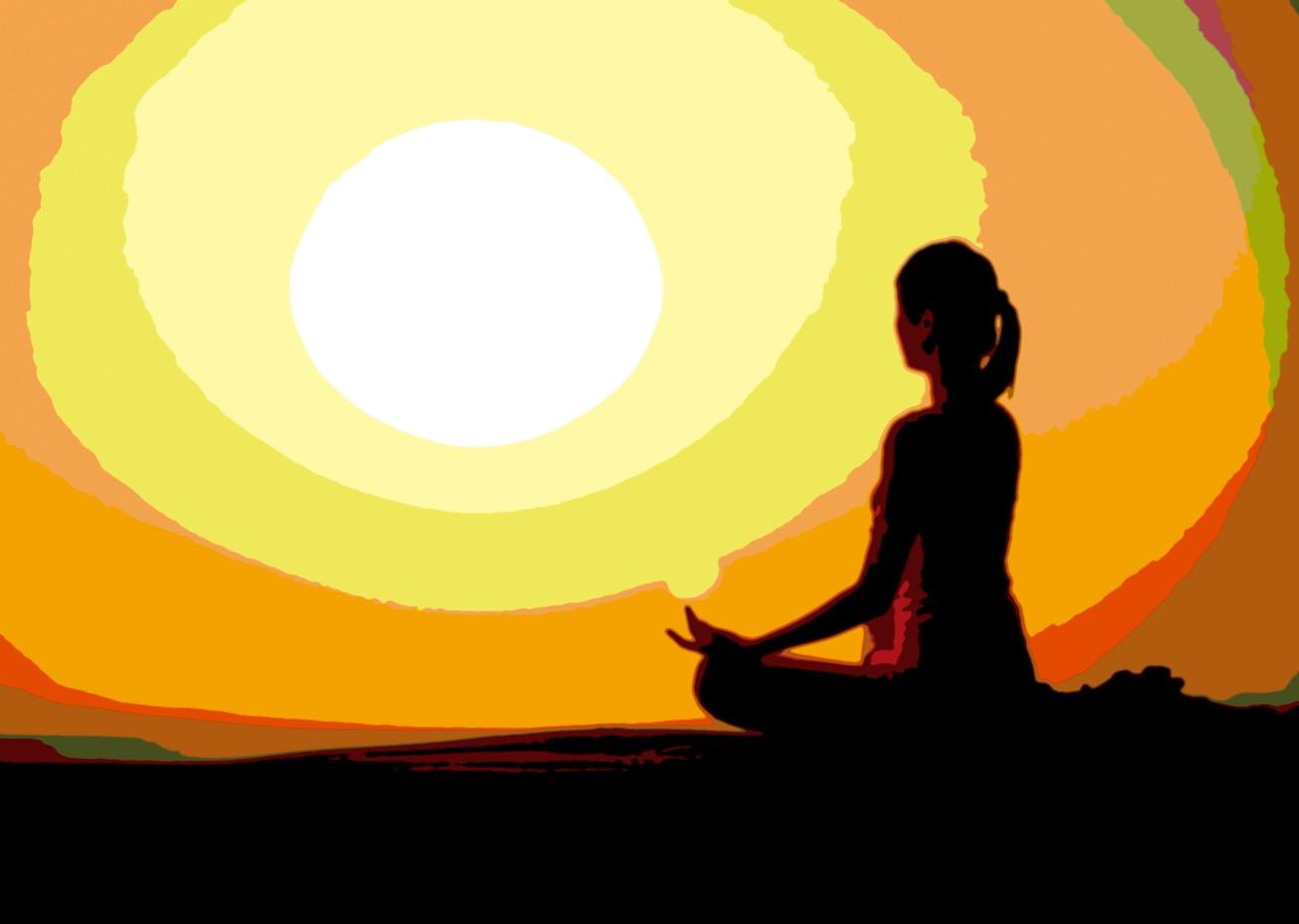 Meditar sienta bien