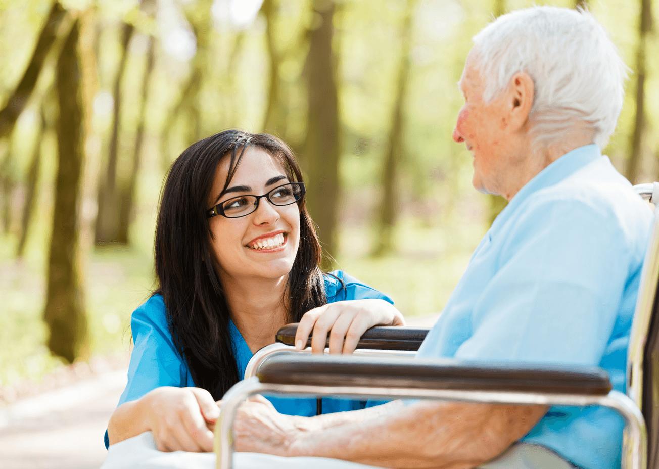 riesgos al poner un cuidador en el domicilio