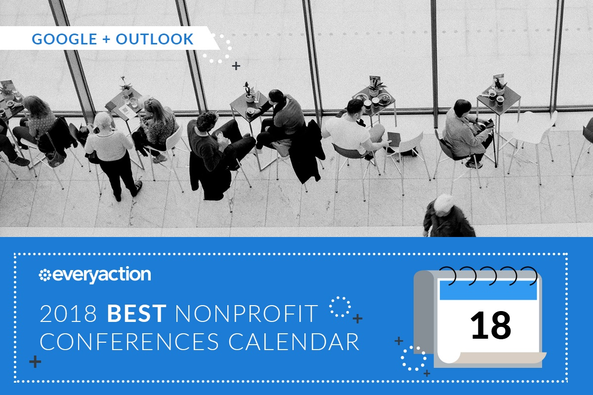 The Best Nonprofit Conferences Calendar - Nonprofit communications calendar template