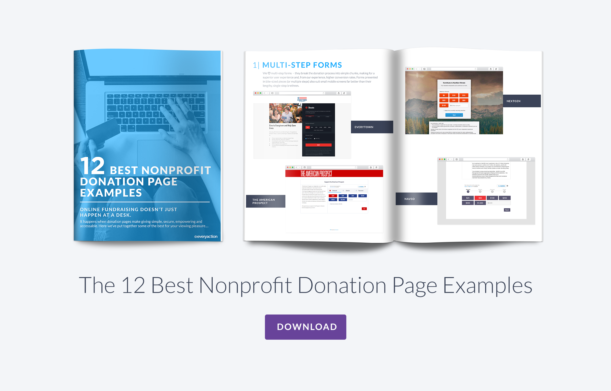 12 Nonprofit Donation Pages That Don't Suck