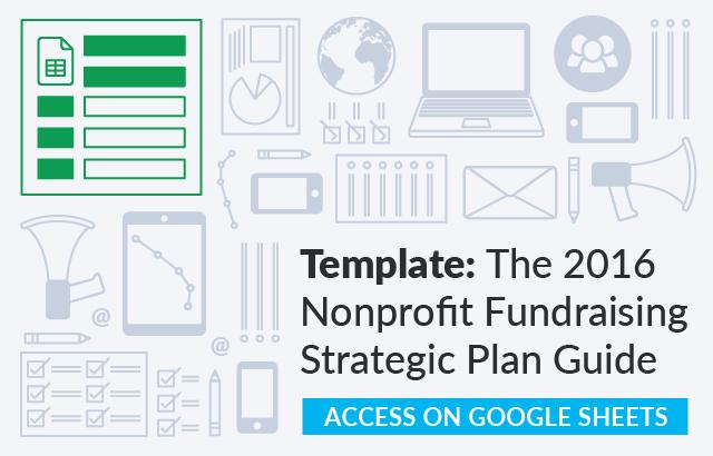 The nonprofit fundraising strategic plan guide download the fundraising strategic plan templates wajeb Gallery