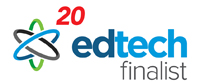 ed tech finalist logo