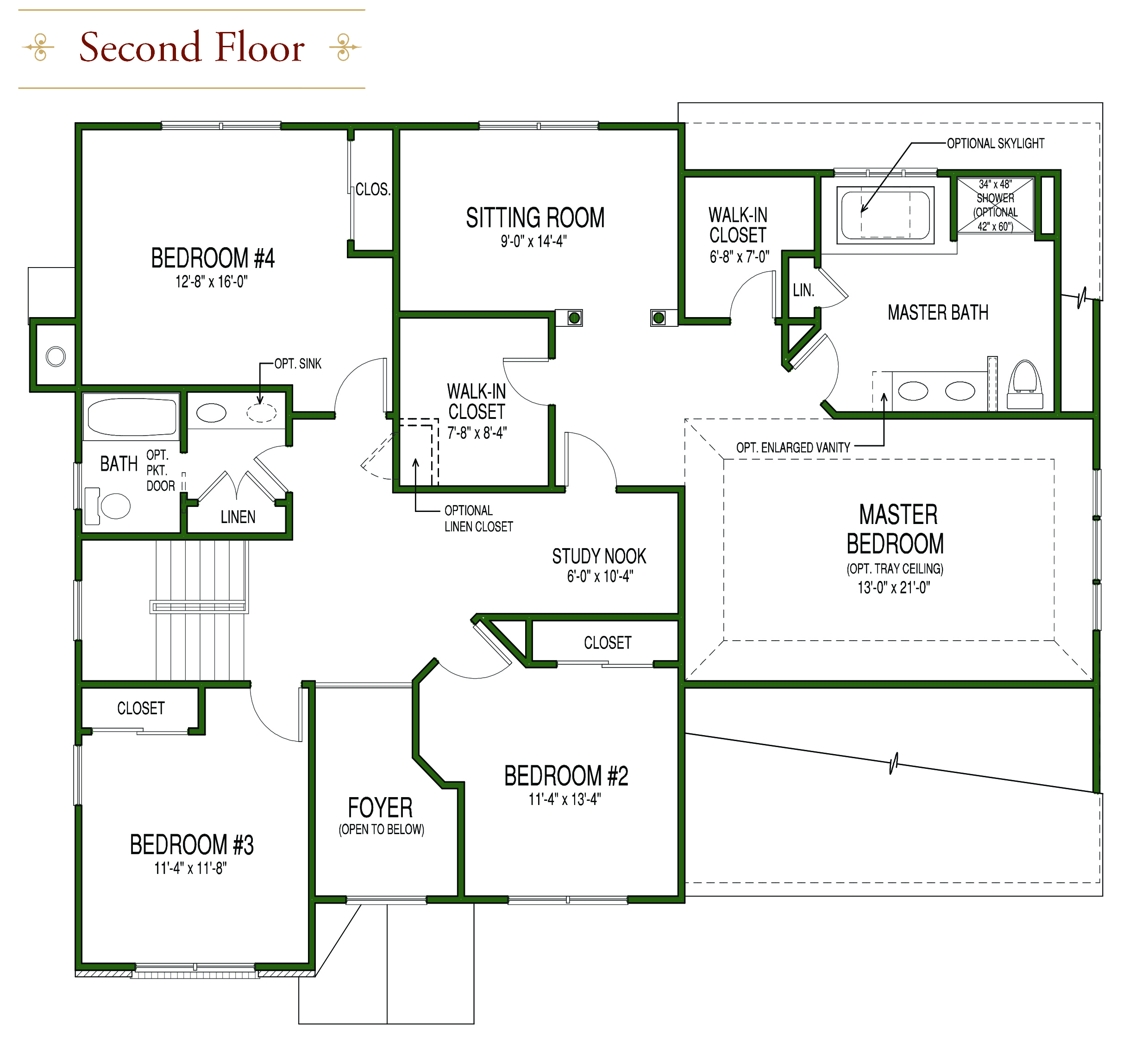 New Home Floor Plans Hillsborough NJ | Home Designs Hillsborough NJ