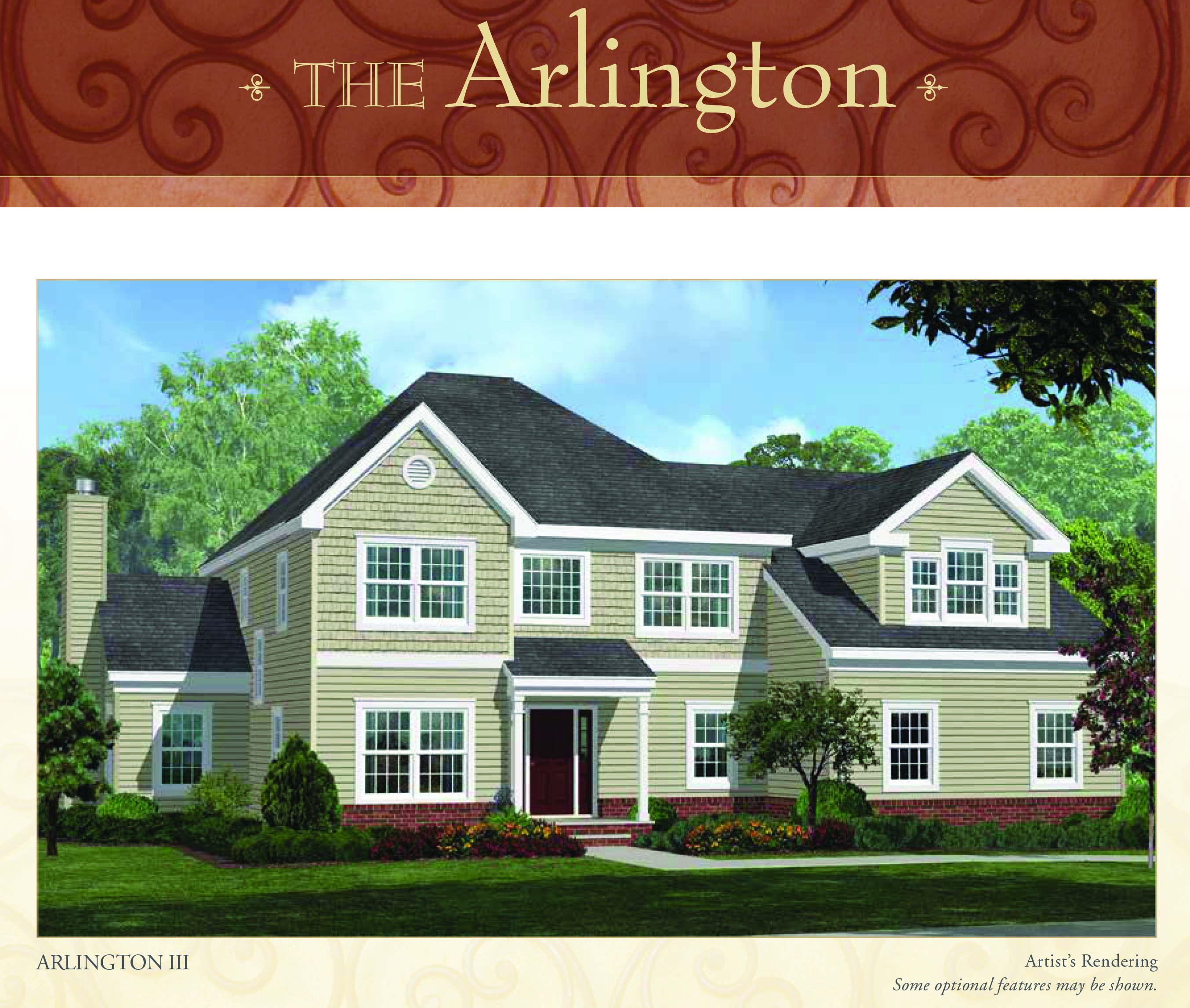 New Home Floor Plans Hillsborough NJ