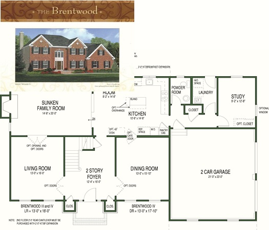 Making Sense Out Of Floor Plans For Your Nj Home