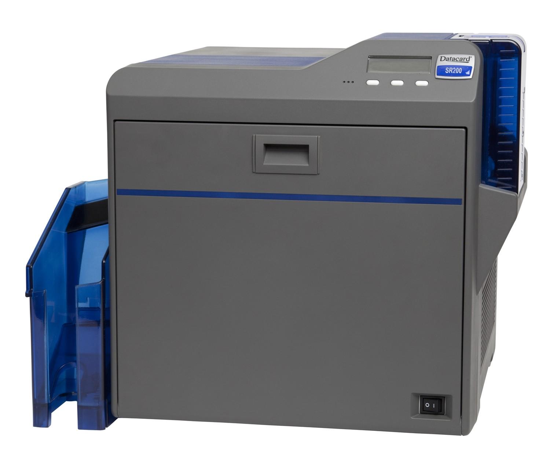 Datacard SR200 and SR300 Retransfer Card Printer