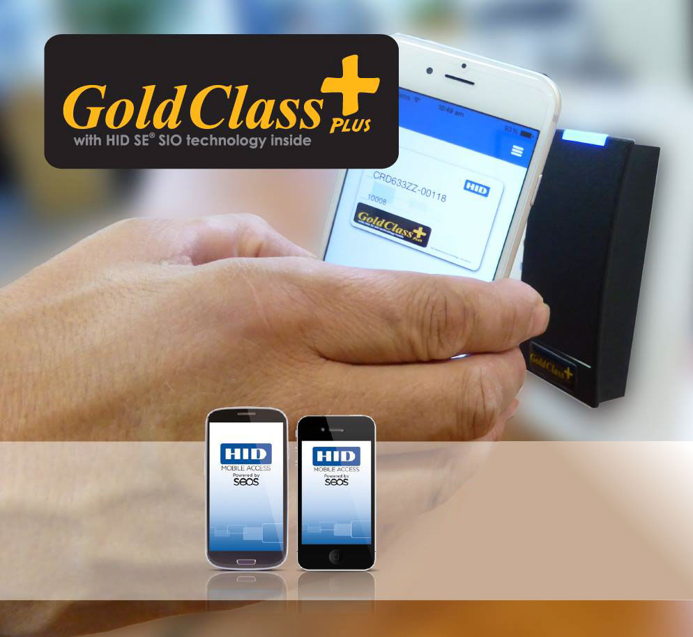 Gold Class Plus, Secured Mobile Access