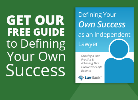 Adding another lawyer to your small law firm - LawBank, Denver
