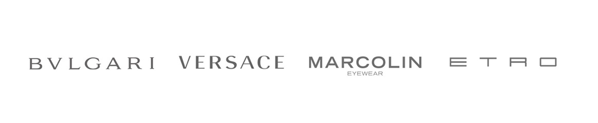 Land Link's Supply Chain Partners Versace, Bvlgari, Marcolin Eyeware